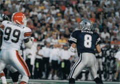 1999 Hall of Fame game – Cleveland Browns 20, Dallas Cowboys 17 OT - The Boys Are Back blog