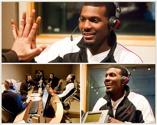 AUDIO - Dallas Cowboys wide receiver Dez Bryant joins Dave Dameshek and the gang live in Studio 66 -Nick Lucero NFL - The Boys Are Back blog 2013