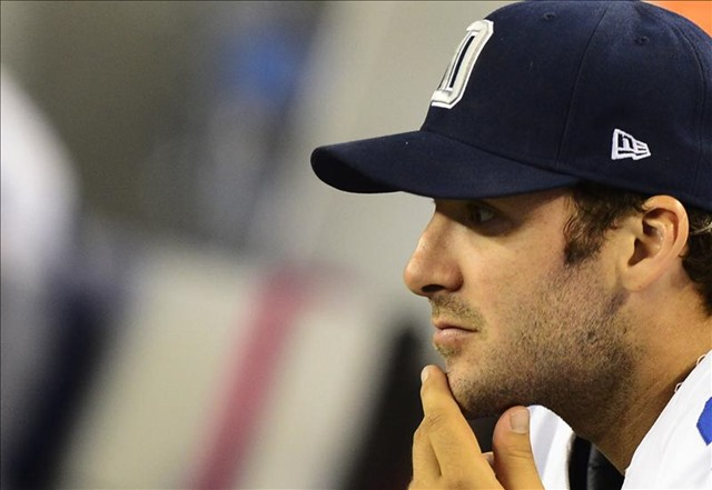 Dallas Cowboys QB Tony Romo signs 108 million extension - The Boys Are Back blog 2013