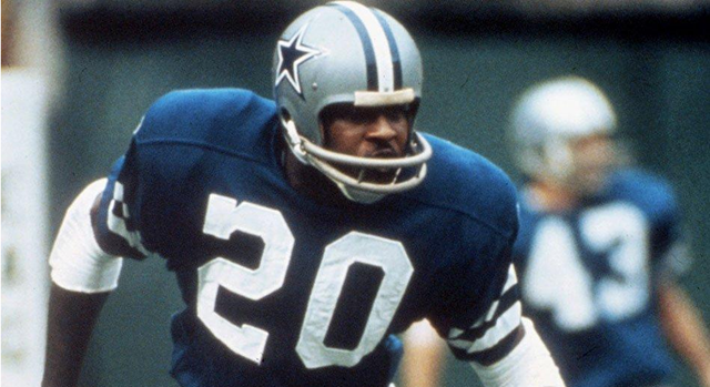 Dallas Cowboys safety Mel Renfro – He did play safety for seven years and made the Pro Bowl six straight years from 1964-69 - The Boys Are Back blog 2013