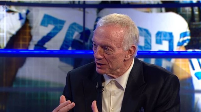 jerry jones discusses the dallas cowboys offseason moves - the boys are back blog