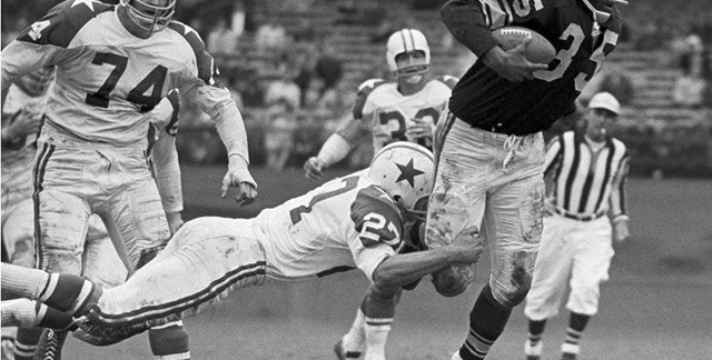 Mike Geachter – A seven-year starter for the Cowboys in the 1960's, Gaechter had 21 career interceptions, good for 13th in club history - The Boys Are Back blog