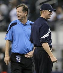norv turner san diego chargers and jason garrett dallas cowboys - the boys are back blog