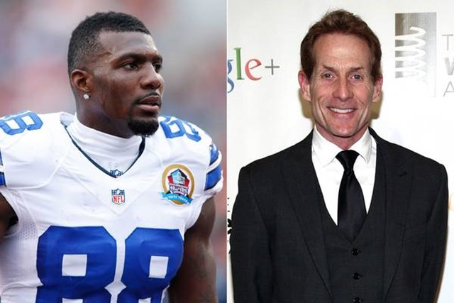 Twisting Dez Bryant words - Skippy Bayless is an idiot - The Boys Are Back blog - Whimp Brainless