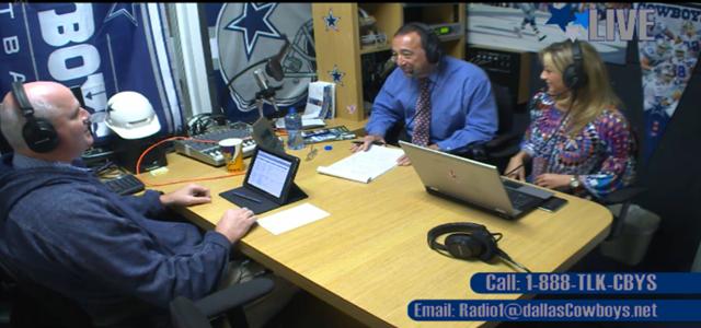 VIDEO - Talkin Cowboys with mickey spagnola, Bryan B, and Sydney - The Boys Are Back blog 2013