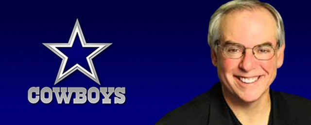 Brad Sham - The Voice of the Dallas Cowboys - The Boys Are Back blog