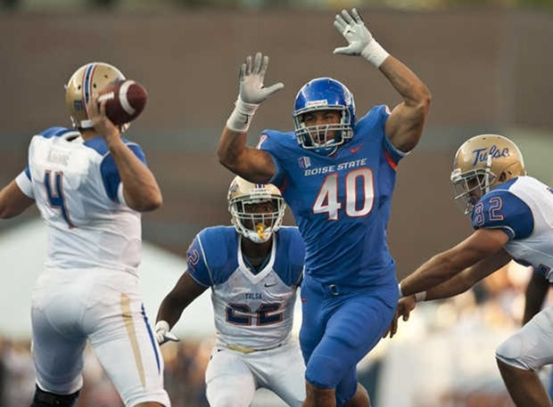 Dallas Cowboys DE Tyrone Crawford - Boise State - NFL 2012 Draft - The Boys Are Back blog 2012