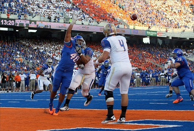 Dallas Cowboys DE Tyrone Crawford - Boise State - NFL 2012 Draft - The Boys Are Back blog
