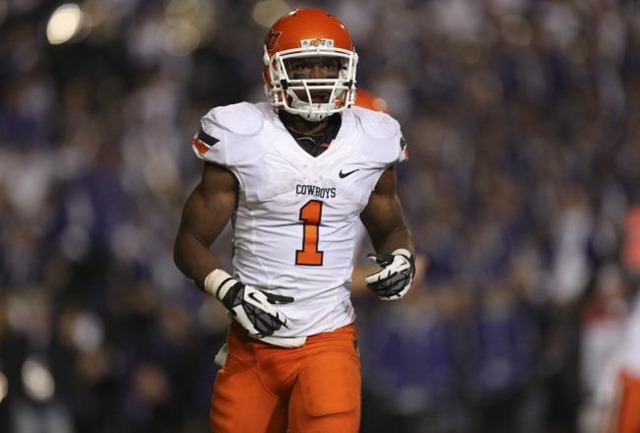 Dallas Cowboys draft Oklahoma State RB Joseph Randle - The Boys Are Back blog 2013