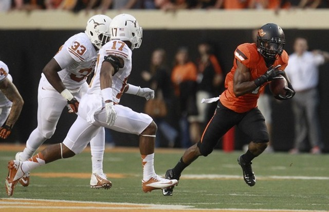 Dallas Cowboys draft Oklahoma State running back Joseph Randle - The Boys Are Back blog 2013