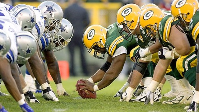 Dallas Cowboys vs. Green Bay Packers - The Boys Are Back blog