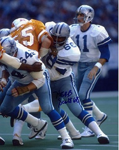 Herb Scott - Dallas Cowboys - The Boys Are Back blog