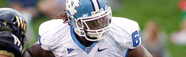 NFL Draft - Jonathan Cooper - North Carolina OG - The Boys Are Back blog 2013