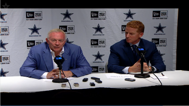 VIDEO - 2013 Post NFL Draft press conference - The Boys Are Back blog 2013