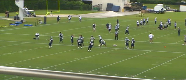 Dallas Cowboys 2013 OTA - The Boys Are Back blog