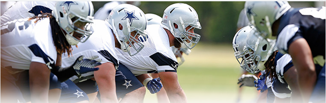 DALLAS COWBOYS 2013 ROOKIE CAMP - The Boys Are Back blog