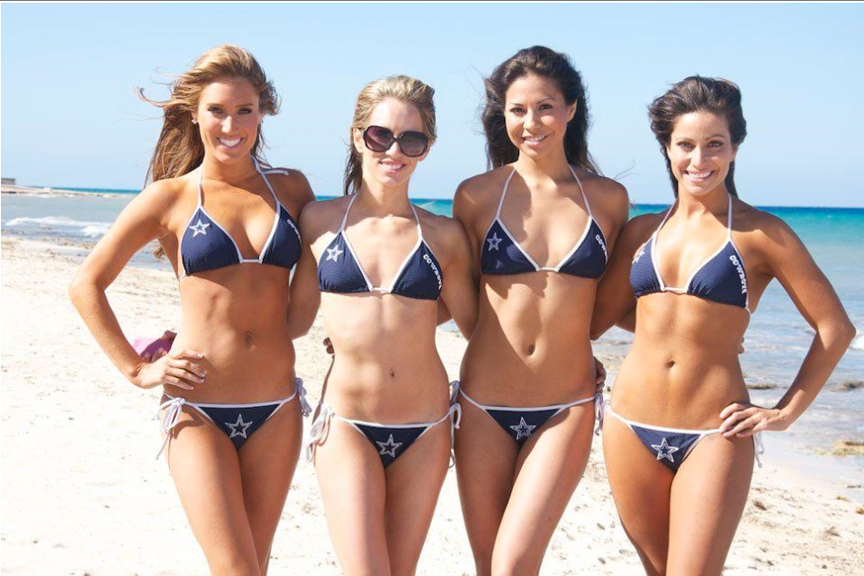 Dcc Calendar Shoot Photos Of The Dallas Cowboys