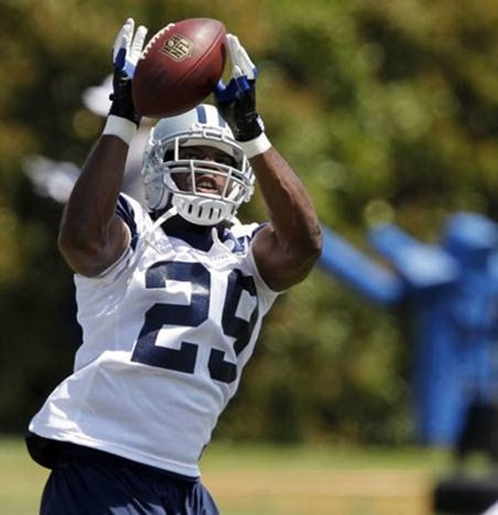 Dallas Cowboys OTA - DeMarco Murray - The Boys Are Back blog 2013