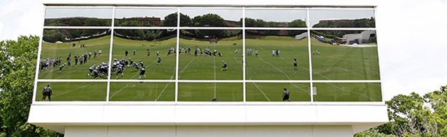 DALLAS COWBOYS OTA PRIMER - Thoughts entering Organized Team Activities - The Boys Are Back blog 2013