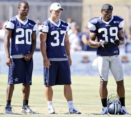 Dallas Cowboys second-year safety Matt Johnson - The Boys Are Back blog 2013