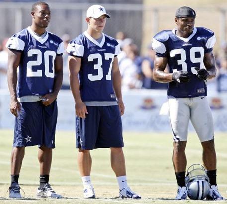 Dallas Cowboys second-year safety Matt Johnson - The Boys Are Back blog 2013