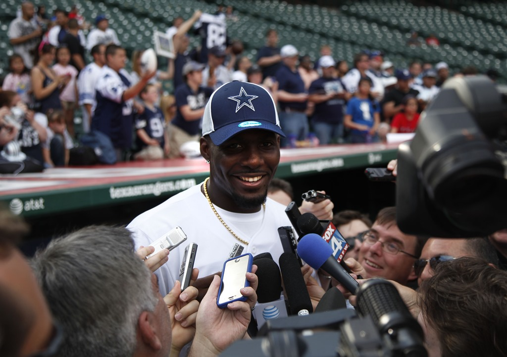 Mind Over Matter Maturing Dez Bryant Sees Himself As A