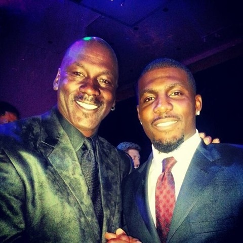 Dez Bryant recalled meeting Michael Jordan for the first time at his birthday party - The Boys Are Back blog