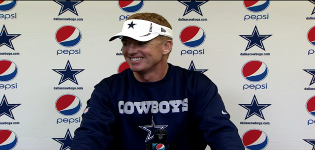 Jason Garrett Press Conference - Dallas Cowboys 2013 Mini-Camp Day 1 - The Boys Are Back blog