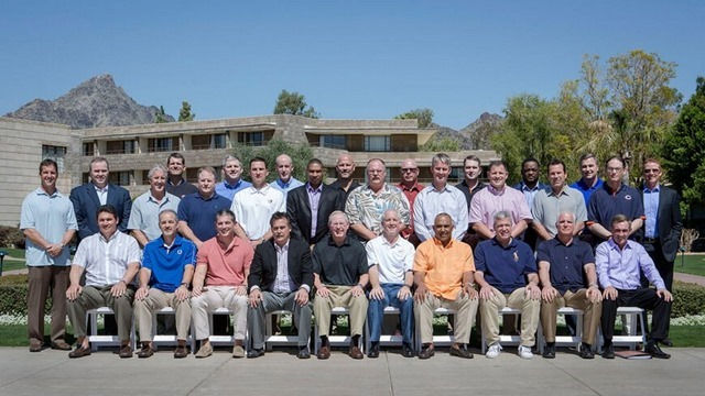 NFL's owners meeting kicked off as the owners, general managers, and coaches for each team gathered in Arizona 2012 - The Boys Are Back blog