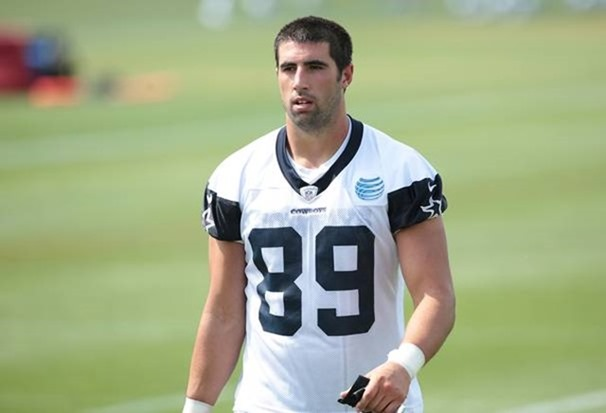 THE ONE-TWO PUNCH - Gavin Escobar gives the Dallas Cowboys a two-tight end offensive threat - The Boys Are Back blog 2013