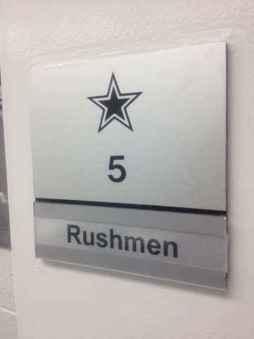THE TEXAS 2 RUSHMEN - Dallas Cowboys D-Line renamed by Rod Marinelli - The Boys Are Back blog 2013
