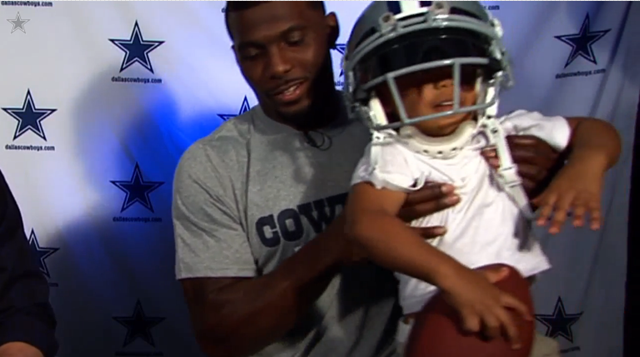Dallas Cowboys wish you a Happy Father's Day - The Boys Are Back blog