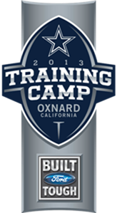 2013 Dallas Cowboys Training Camp in Oxnard, California - The Boys Are Back blog