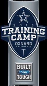 2013 Dallas Cowboys Training Camp in Oxnard, California - The Boys Are Back blog