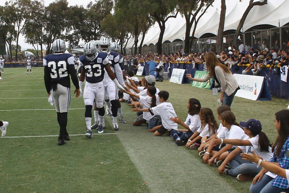 f107d90c NFL Dallas Cowboys Training Camp Update | THE BOYS ARE BACK | Page 2