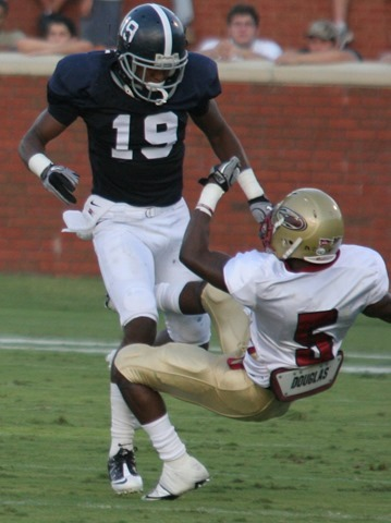Dallas Cowboys draft Georgia Southern safety JJ Wilcox - The Boys Are Back blog 2013