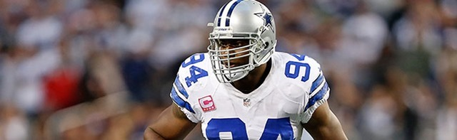 DALLAS COWBOYS LEGACY - Ranking sack-master DeMarcus Ware among franchise greats - The Boys Are Back blog 2013