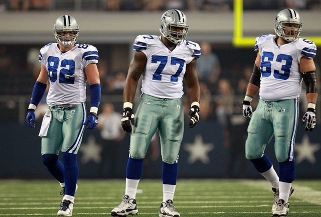dallas cowboys rookie tyron smith did a nice job in 2011 - the boys are back blog