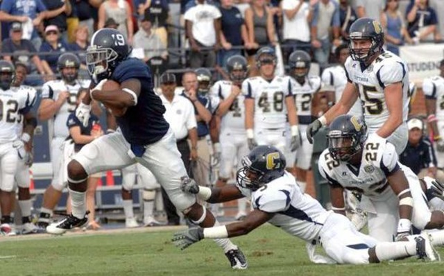 Dallas Cowboys safety JJ Wilcox played for Georgia Southern - The Boys Are Back blog 2013