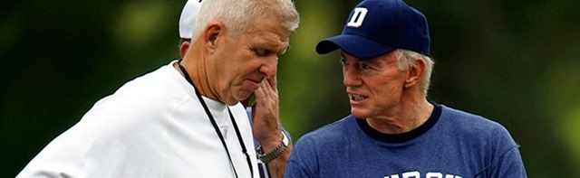 INTERVIEWER'S INSIGHT - Bill Parcells still admires Jerry Jones' Passion - The Boys Are Back blog 2013