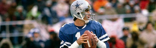 LIVING LEGEND - Danny White always seems to end up with the Dallas Cowboys - The Boys Are Back blog 2013
