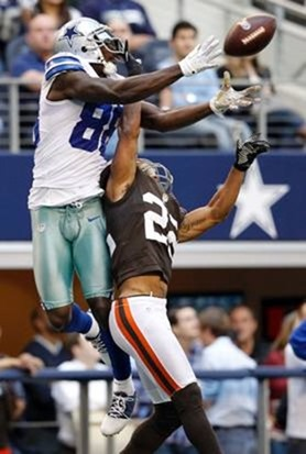 ON THE RISE -Dallas Cowboys wide receiver Dez Bryant takes a leap in 2012 - The Boys Are Back blog