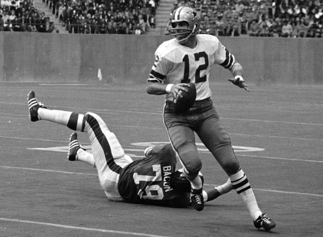Rating Roger - Roger Staubach - The Boys Are Back blog