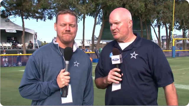 TRAINING CAMP ON-DEMAND - Observe the 2013-2014 Dallas Cowboys in Oxnard - The Boys Are Back blog