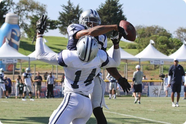 TRAINING CAMP ON-DEMAND - Watch the 2013-2014 Dallas Cowboys in Oxnard–Scoring Chances defended - The Boys Are Back blog