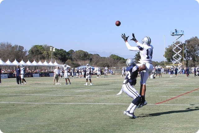 TRAINING CAMP ON-DEMAND - Watch the 2013-2014 Dallas Cowboys in Oxnard–Scoring Chances - The Boys Are Back blog