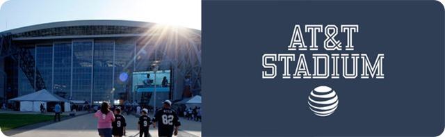 Welcome to AT&T Stadium, home of the Dallas Cowboys - The Boys Are Back blog 2013