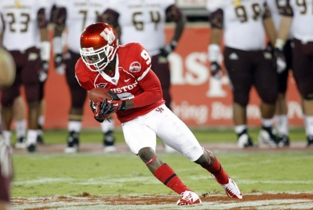 WR DeWayne Peace, Houston - 2013 NFL Supplemental Draft - The Boys Are Back blog