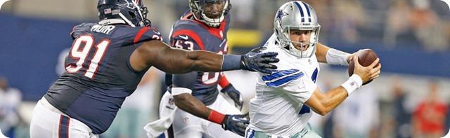 2013-2014 ROSTER BATTLE - Many Dallas Cowboy backups struggle in preseason finale