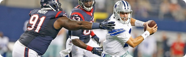 2013-2014 ROSTER BATTLE - Many Dallas Cowboy backups struggle in preseason finale